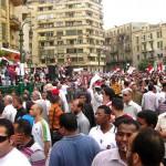 Tahrir Square, May 27, 2011.