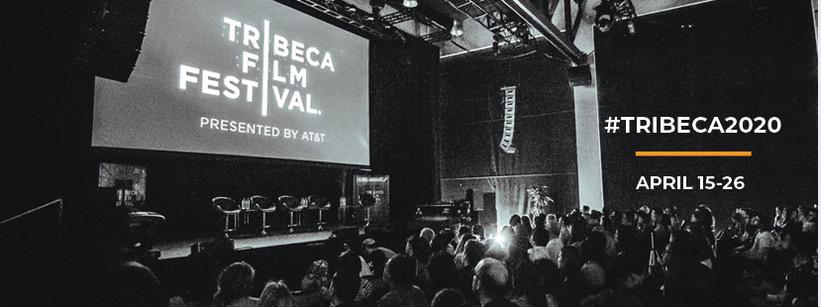 Tribeca Film Fest Logo 2020