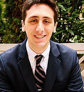 USG Vice President Matthew LoCastro
